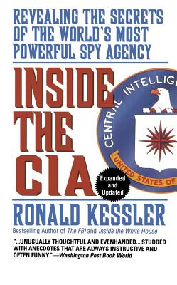 Inside the CIA By Kessler, Ronald